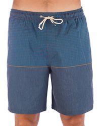 Quiksilver Portside Volley 18 Boardshorts azul