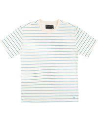 Empyre Swipe T-Shirt estampado - Azul