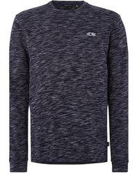 O'neill Sportswear Jack's Special Long Sleeve T-Shirt - Blau
