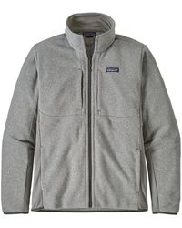 Patagonia LW Better Sweater Jacket gris