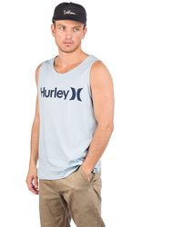 Hurley One & Only Tank Top azul