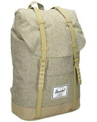 Herschel Supply Co. Retreat Backpack gris - Verde