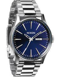 Nixon The Sentry SS - Blau