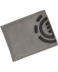 Element Daily Wallet - Grau