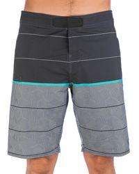 O'neill Sportswear Hyperfreak Wanderer Boardshorts - Grau