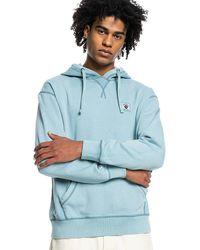Quiksilver Trip away hoodie azul