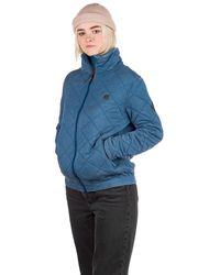 Kazane Adai jacket azul
