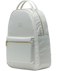 Herschel Supply Co. Nova Mid-Volume Light Backpack verde - Gris