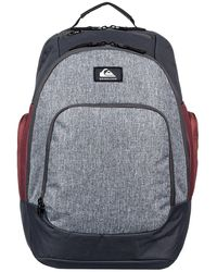 Quiksilver - 1969 Special Backpack rojo - Lyst