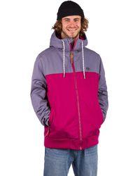 Kazane Arne jacket gris - Multicolor