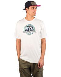 Burton - Keyway T-Shirt blanco - Lyst
