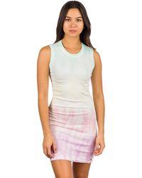 Volcom Sure Burt Dress estampado - Multicolor