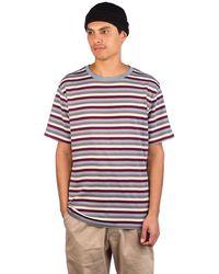 Zine Bonus Stripe T-Shirt estampado - Multicolor