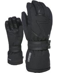 Level Bliss Oasis Plus Gloves negro