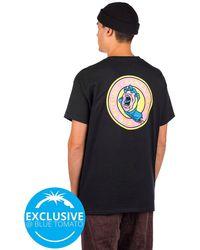 Odd Future X santa cruz hand dot t-shirt negro