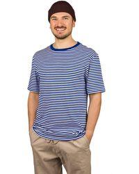 Zine Ranked T-Shirt estampado - Azul