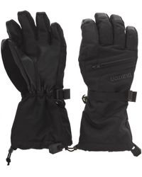 Burton Vent Gloves negro