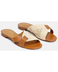 Clergerie - Ida Sandals Shoes - Lyst