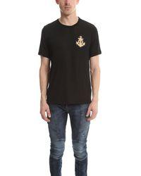 Balmain Anchor T-shirt - Black