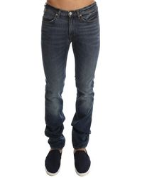Acne Studios Max Jeans - Blue