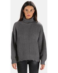 IRO Haedus Sweater - Gray