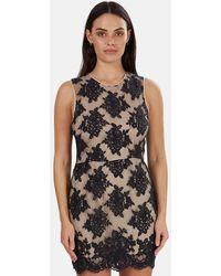 3.1 Phillip Lim Sleeveless Lace Dress - Blue