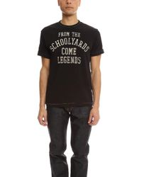Todd Snyder - Schoolyards Legends T-shirt - Lyst