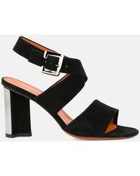 Clergerie Alixe Sandals Shoes - Black