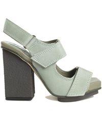 Acne Studios True Shoe Shoes - Blue