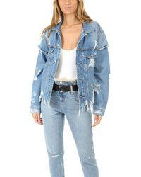 IRO Original Jacket - Blue