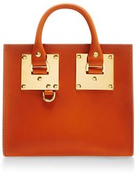 Sophie Hulme - Albion Box Tote - Lyst