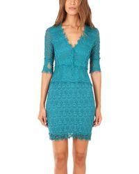 Nightcap - Florence Lace Dress - Lyst