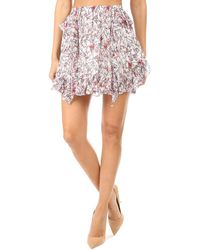 IRO Tide Skirt - Pink