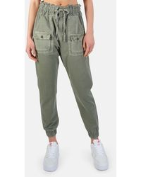 NSF Beaudry Jogger Trousers - Green