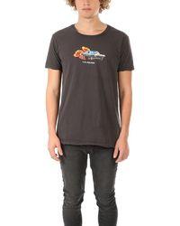 Ksubi Life Machine Graphic T-shirt - Black