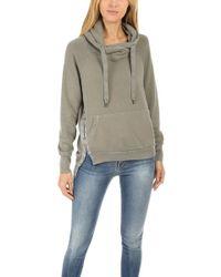 NSF - Mildred Side Hook Sweatshirt - Lyst