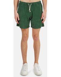 La Paz Formigal Beach Shorts - Green