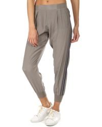 ATM - Silk Pull On Pant - Lyst