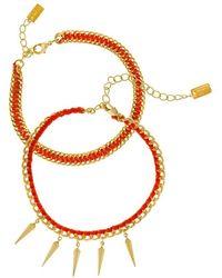Chan Luu Friendship Bracelet - Orange