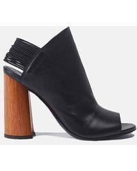 3.1 Phillip Lim - Drum Slingback Sandal Shoes - Lyst