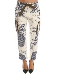 Sea - Pineapple Cargo Pant - Lyst