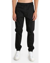 Stone Island Cargo Trousers - Black