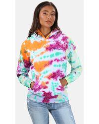 Champion X Blue&cream Hoodie Sweater