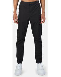 Stone Island Garment Dyed Stretch Pants - Black
