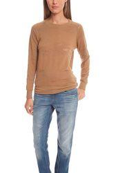 IRO Liberty Sweatshirt Sweater - Brown