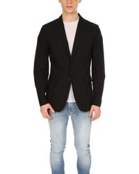 Aspesi Jacques Cotton Shirt Jacket - Black