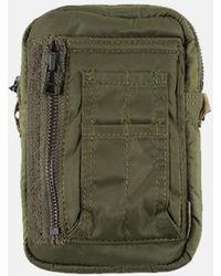Maharishi Ma Side Bag - Green