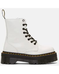 Dr. Martens Jadon Boot Shoes - White