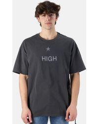 Ksubi High Graphic T-shirt - Grey