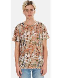 IRO - Alessio Valentino Graphic T-shirt - Lyst